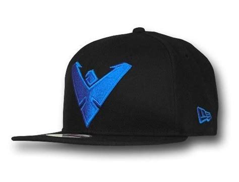 Topi Snapback Mass Effect dc comics x new era nightwing 59fifty fitted baseball cap strictly fitteds new era