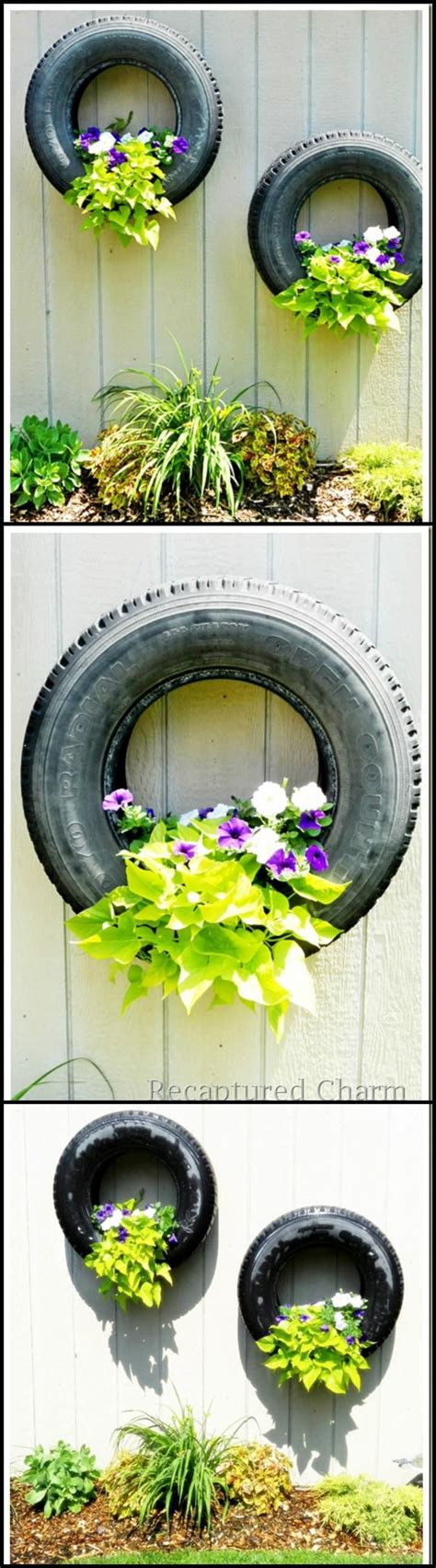 1000 ideas about diy tire 17 best ideas about tire planters on