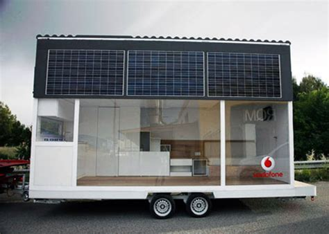 Modern Solar Powered Mobile Home By Waskman Design Studio Home Trends Design Bookmark 11403
