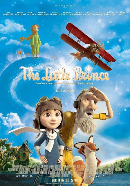 film anime indo the little prince 2015 720 bluray subtitle indonesia