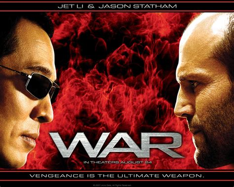 film jason statham jet li sfondi e wallpaper desktop film sfondi war jet li jason