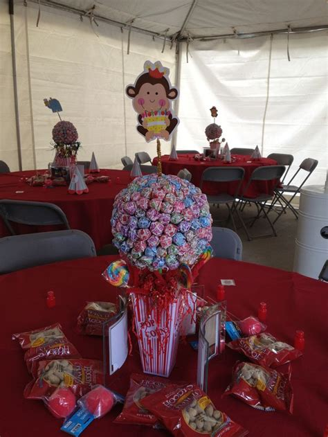 1000 ideas about circus centerpieces on pinterest