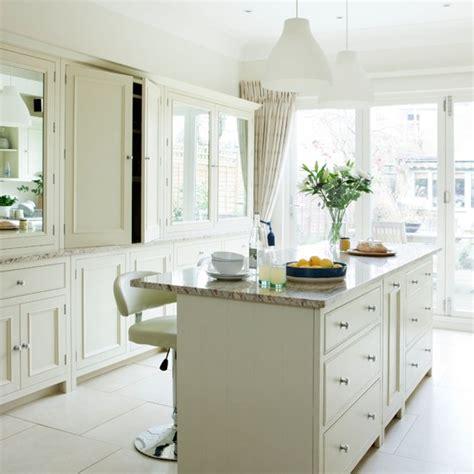 traditional white kitchens traditional white kitchen housetohome co uk