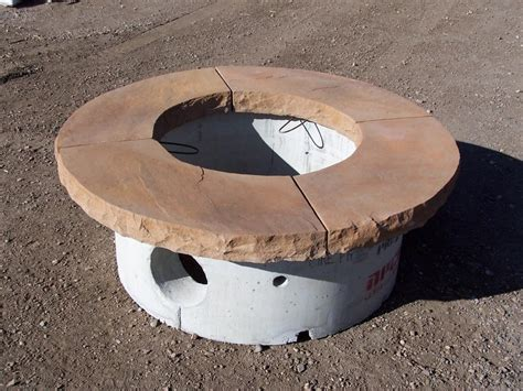 pit cap firepit caps earthstone products