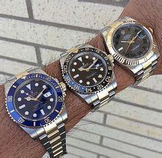 Rolex Essen Date Black Combi Gold rolex submariner two tone blue dive two tones