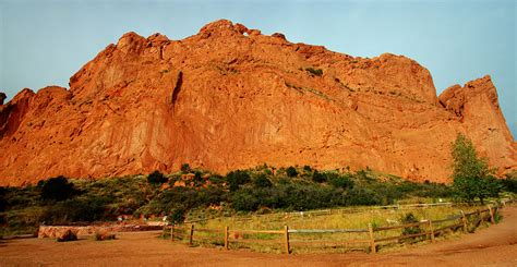 Garden Of The Gods Drone High Dynamic Range Photography By Carl Roessler