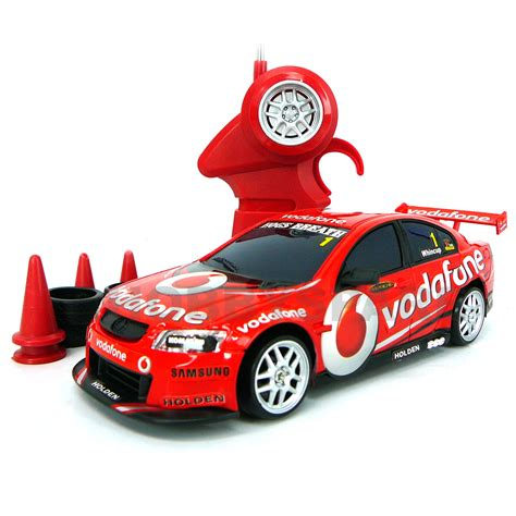 NEW HOLDEN VODAFONE WHINCUP v8 SUPERCAR 4WD TABLETOP