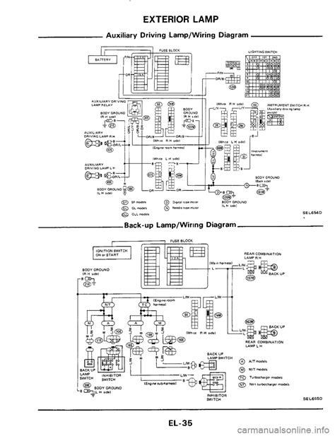 z31 engine wiring harness z31 wiring diagram