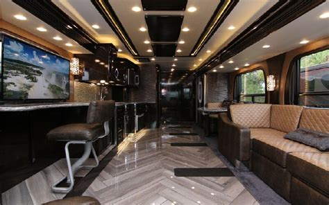 the most biggest rv in the world most expensive rv in the world thelistli