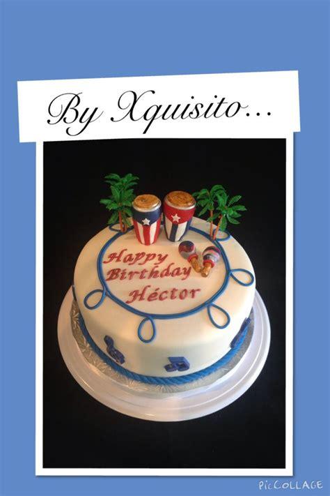 congas birthday cakes  birthdays  pinterest