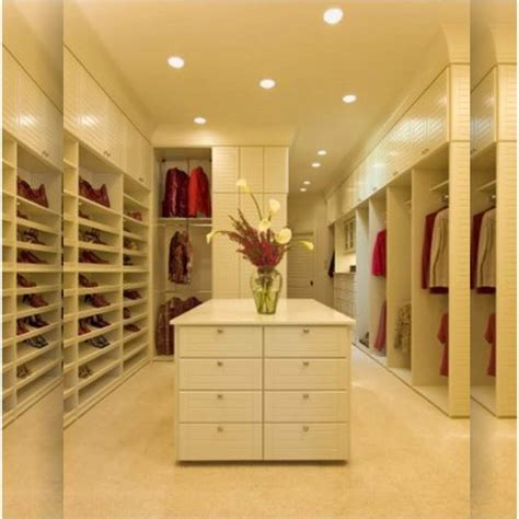 a closet glamorous walk incloset decoration ideas showcasing