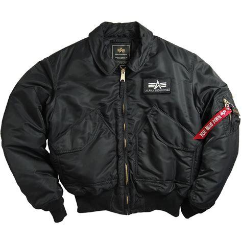 Hijacket Bomber Pilot Martin alpha industries cwu 45 flight pilot bomber jacket black adaptor clothing