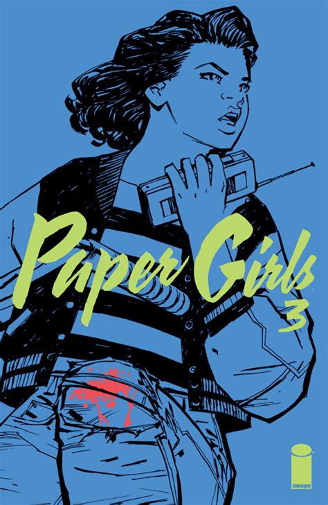 paper girls volume 3 paper girls 3 releases image comics