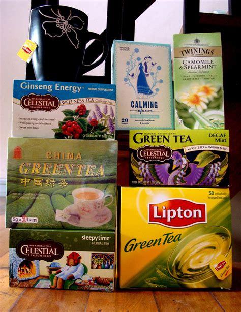 White Label Detox Tea by Sleepytime Herbal Lazy Black Cat