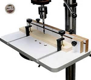 mlcs drill press tables