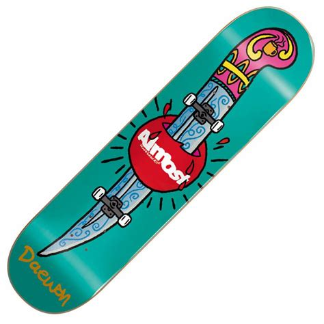 Almost Skateboards Almost Daewon Song Skate Knife