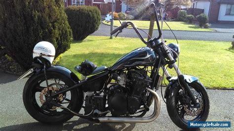 Suzuki Bandit Bobber Suzuki Bandit Chopper Chop Bobber For Sale In United Kingdom