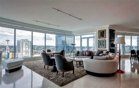 more inspirations from christian grey s apartment home the inspiration for fifty shades of grey apartment
