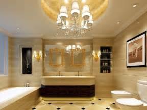 Luxury Bathroom Marble Walls Download 3d House