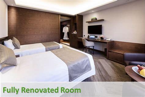 24 sq meter room hotel gloucester luk kwok