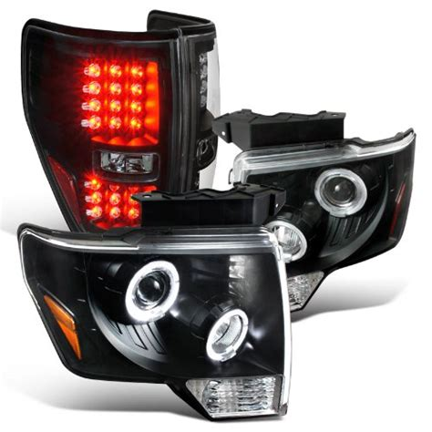 where to buy tail lights where can i find ford f150 halo projector black headlights