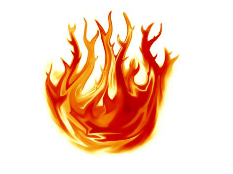 Red Flame Clipart Www Pixshark Com Images Galleries
