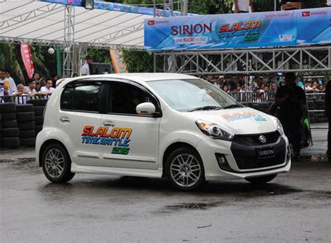 Kas Rem Mobil Sirion New Daihatsu Sirion Masih Tanpa Rem Abs Mobil123