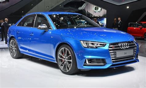 new s4 audi new 2017 audi s4 sedan and wagon unveiled with 354hp