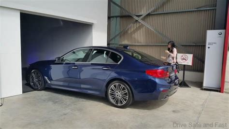 Contrast Upholstery New Bmw 5 Series G30 Launched In Malaysia 530i M Sport
