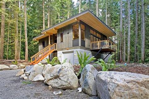 small eco friendly homes green prefab and eco friendly house designs in washington
