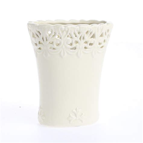 Floral Supply Vases by Ceramic Ivory Floral Vase Floral Containers Floral Supplies Craft Supplies