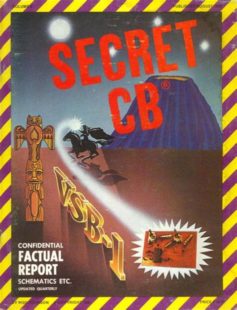 my secret vol 9 secret cb volume 9