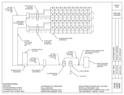 solar single line diagram solar system line diagram pics about space