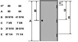 Height Of Interior Door Door Height China Standard Interior Door Dimensions Manufacturers And Suppliers On Alibaba