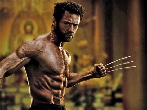 hugh jackman wolverine body 21 day body recomp lose weight fast build lean muscle