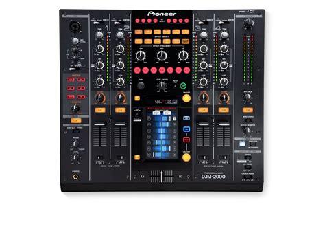 djm 2000 archiv 233 table de mixage professionnelle pour dj
