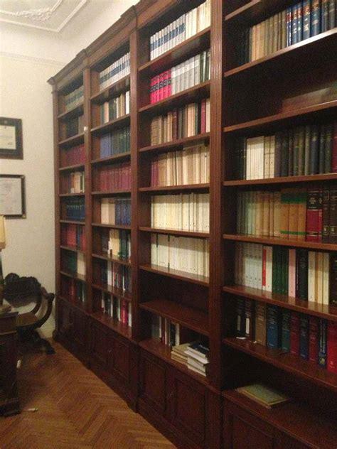 de librerie libreria per studio libreria in legno legnoeoltre