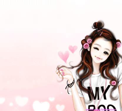 foto anime korea cantik kumpulan gambar wanita korea kartun cantik terbaru koran