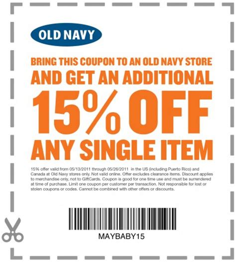 old navy coupons for sale items treats for baby tuesday old navy printable coupon more