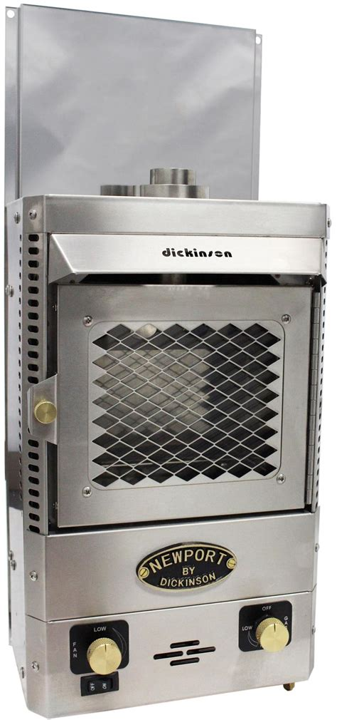dickinson 00 new p12000 newport bulkhead heater propane