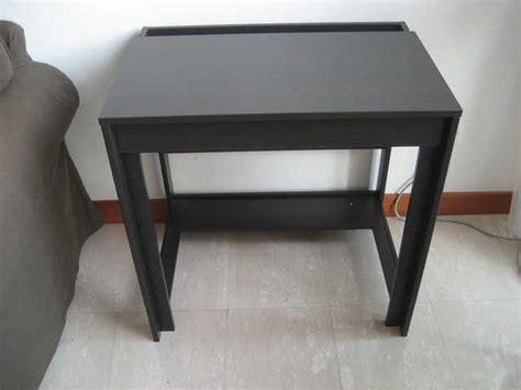 ikea laiva desk black for sale in singapore adpost