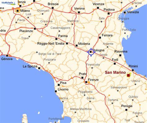 map of italy bologna bologna italy map my