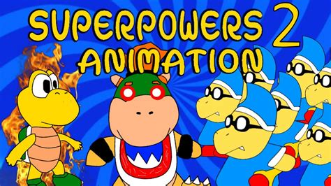 Overall Sml 2 sml superpowers 2 animation