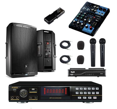 Speaker Karaoke Jbl new karaoke system rsq machine pro player yamaha jbl eon speakers recording ebay