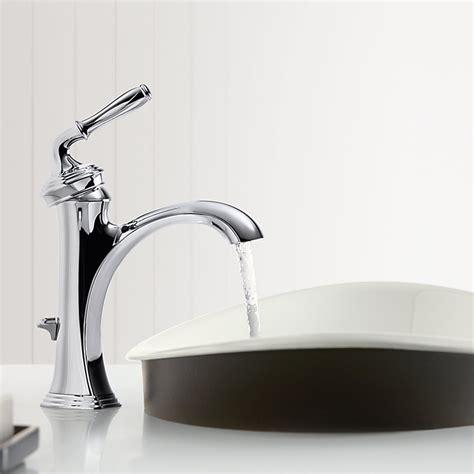 kohler bathroom sink faucets single kohler 174 devonshire 174 single handle bathroom sink faucet