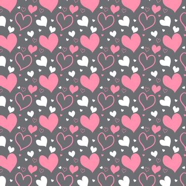 heart pattern in c heart and pattern vector free vector in adobe illustrator