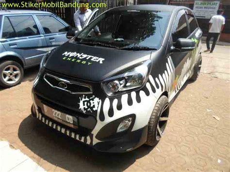 Panggangan Makcook cutting sticker mobil road nangguk sticker