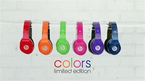 beats color beats by dre colors the inspiration room