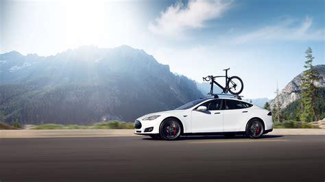 Tesla Bike Rack Wallpaper Wednesday Tesla Model S