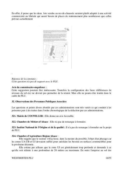 Rapport commissaire enqueteur